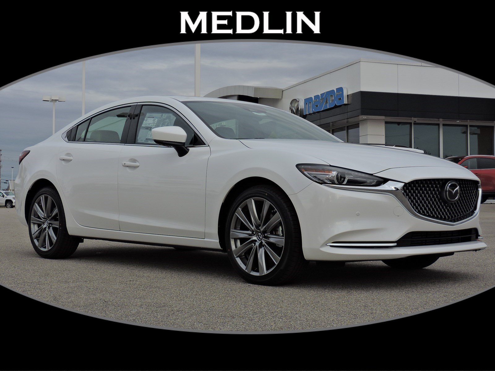New 2020 Mazda6 Signature With Navigation